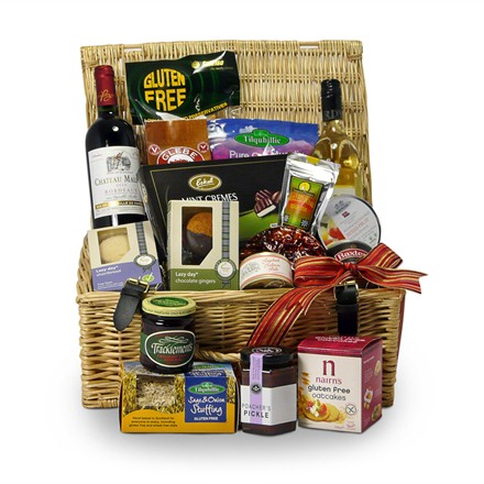 Welcome to glutenfreehampers gluten free hampers luxury gluten free hamper from glutenfreehampers negle Gallery