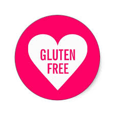 We love gluten free