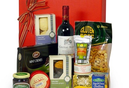 Gluten free Christmas Delights Gifts Box