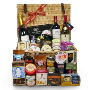 Deluxe Hamper from Glutenfreehampers.co.uk