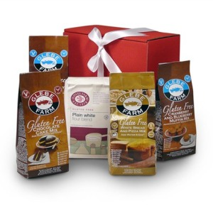 Gluten free easy baking gift box