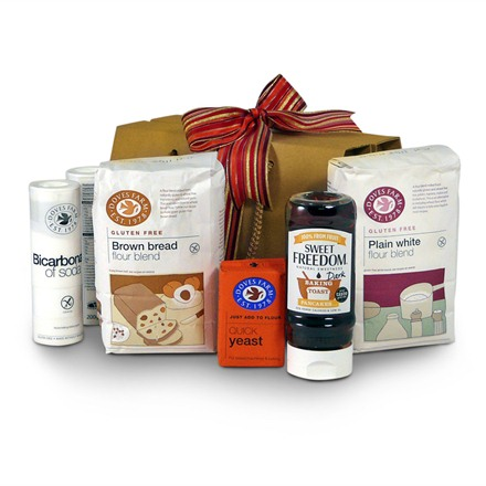 Gluten Free Christmas hampers under £50 #0: gf bakers tbox