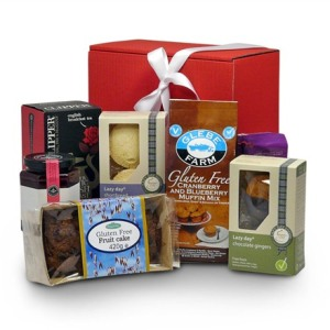 Gluten free Afternoon Team hamper