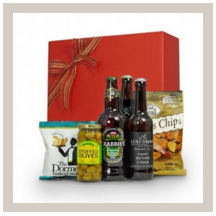 Gluten-Free Beer Lovers Gift Hamper