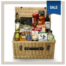 Gluten Free Luxury Christmas Hamper Sale 2015