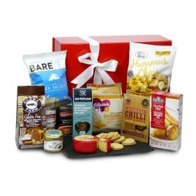 Gluten free savoury gift selection