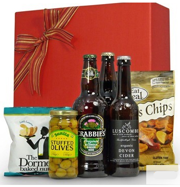 Gluten Free Beer Lovers Gift Box